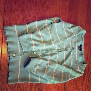 rue21 cardigan, 3/4 sleeve